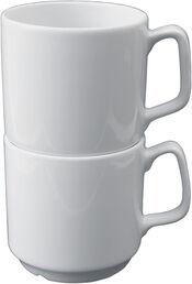Kahvimuki kannella